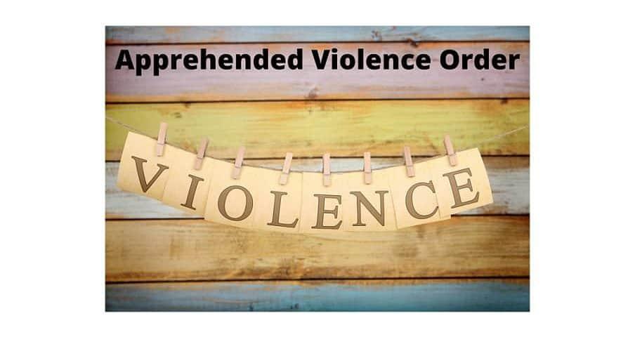 Apprehended Personal Violence Order Lawyers Sydney