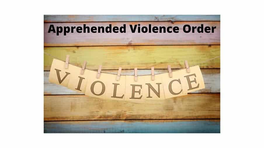 Apprehended Personal Violence Order