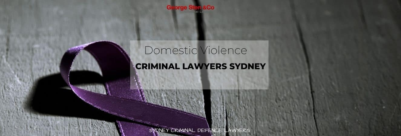 Male Apprehended Domestic Violence Orders -Criminal Lawyers