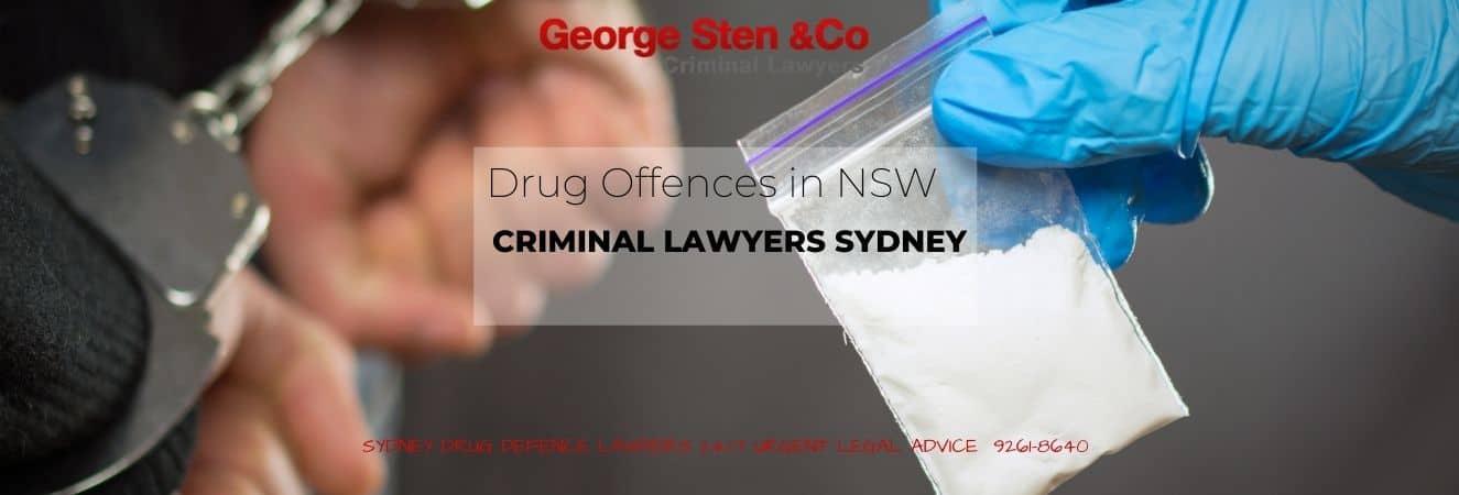 Methamphetamine – Drug Lawyers Sydney