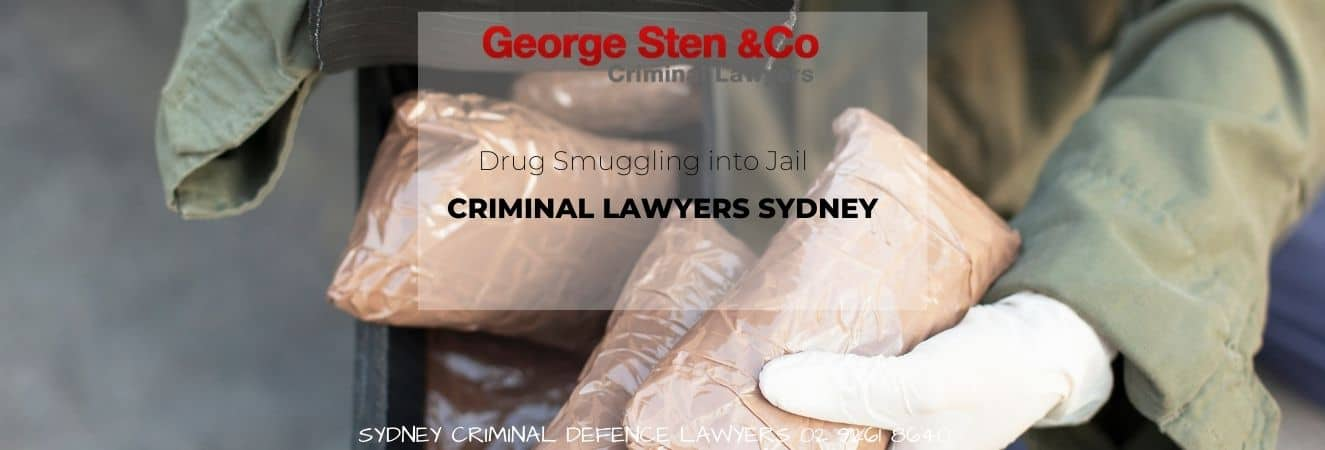 Drug Misuse and Trafficking Act 1985 – Drug Smuggling into Jail