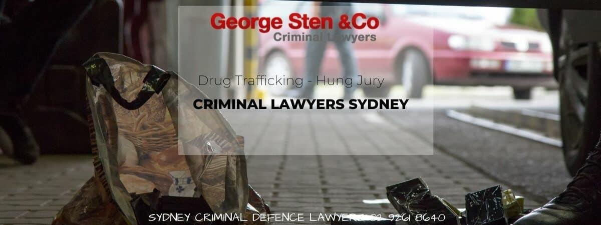 Drug Trafficking - Sydney Drug Lawyers GeorgeSten&Co