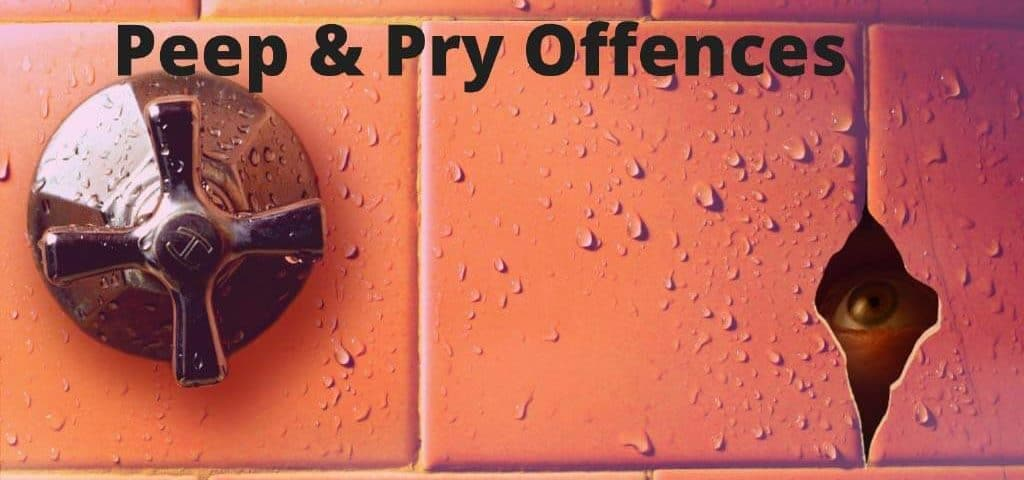 Peep and Pry Offences