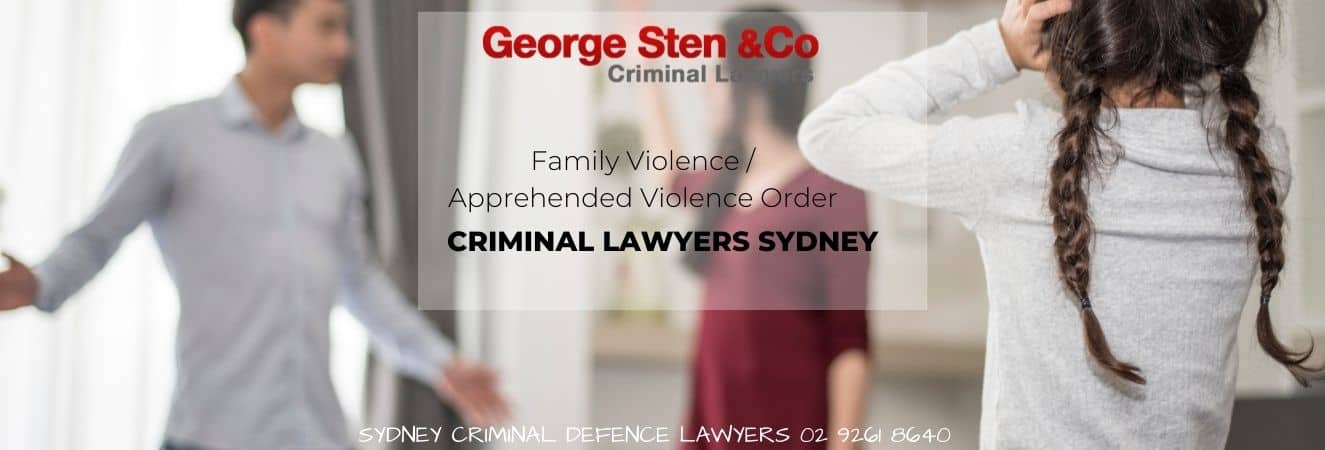 Family violence and children