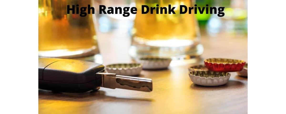 High Range Drink Driving Lawyers Sydney