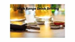 High Range Drink Driving